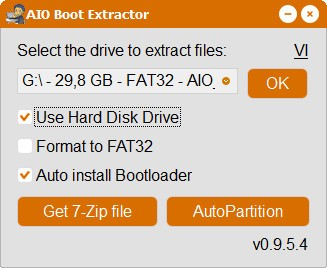 AIO Boot Extractor English