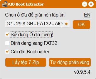 AIO Boot Extractor Vietnamese