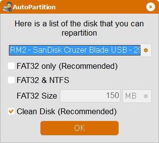 FAT32 & NTFS