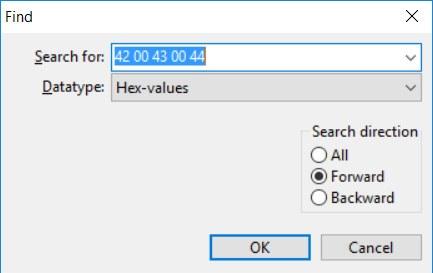 Thay đổi đường dẫn BCD cho bootx64.efi