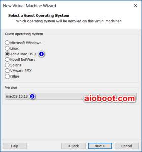 Tạo máy ảo macOS